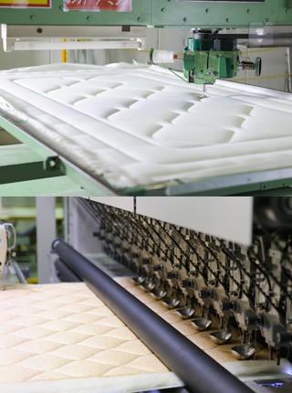 羊毛布団製造工程-08